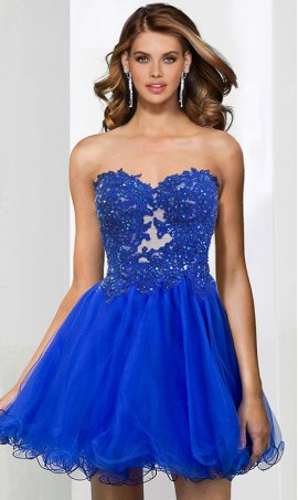 enticing beaded lace applique bodice a line short tulle prom homecoming graduation cocktail party dress