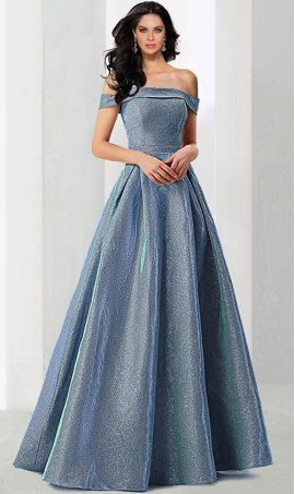 elegant off the shoulder a line glitter ball prom formal evening Dress Gown