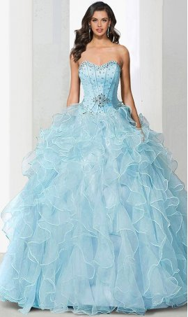 Charming beaded bodice plunging v neck a line organza ball Dress Gown prom formal evening pageant Dress Gown quinceanera Dress Gown