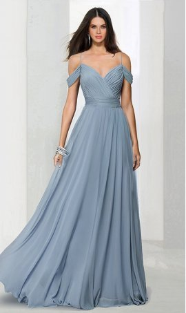 Gorgeous off the shoulder ruched a line chiffon bridesmaid prom formal evening Dress Gown