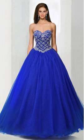 Chic fully beaded boidce a line tulle quinceanera ball Dress Gown prom formal evening Dress Gown